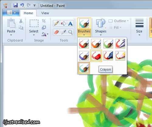Download microsoft paint for windows 7 freloadchoices Paint software free download